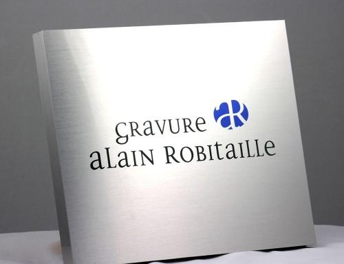 Award plaque – bloc